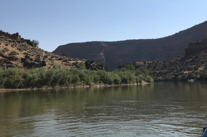 West Water - Utah - Colorado River - 2017