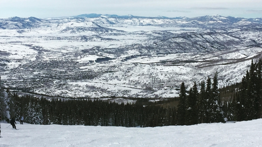 Steamboat Springs CO Ski Mountain