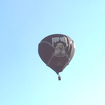 Steamboat Springs Balloon Rodeo POW-MIA