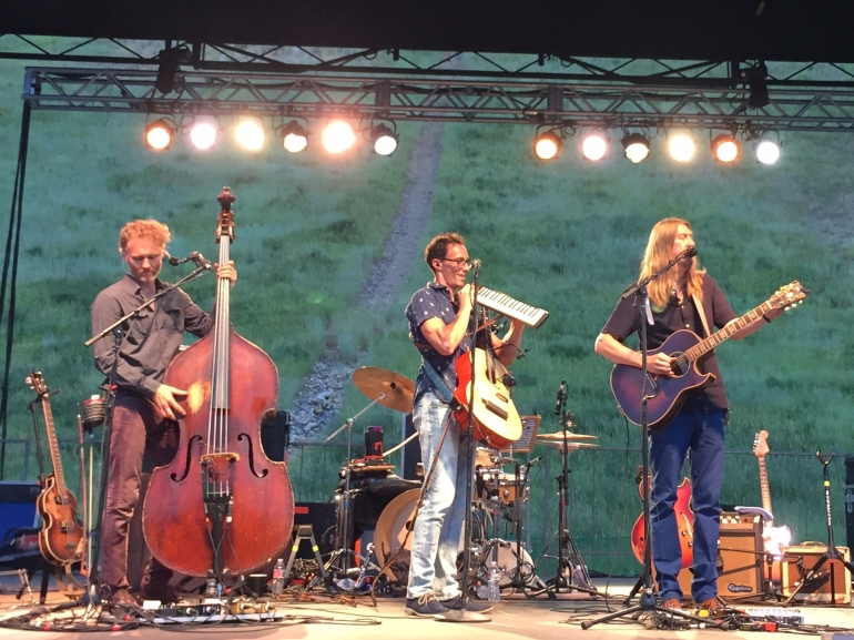 Steamboat Summer Free Concert Series Wood Brothers July 2017