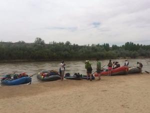 Utah Raft Trip San Juan