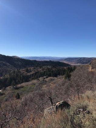 View Uranium Mine Hike Steamboat Springs, CO
