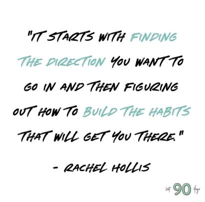 #last90days quote rachel hollis