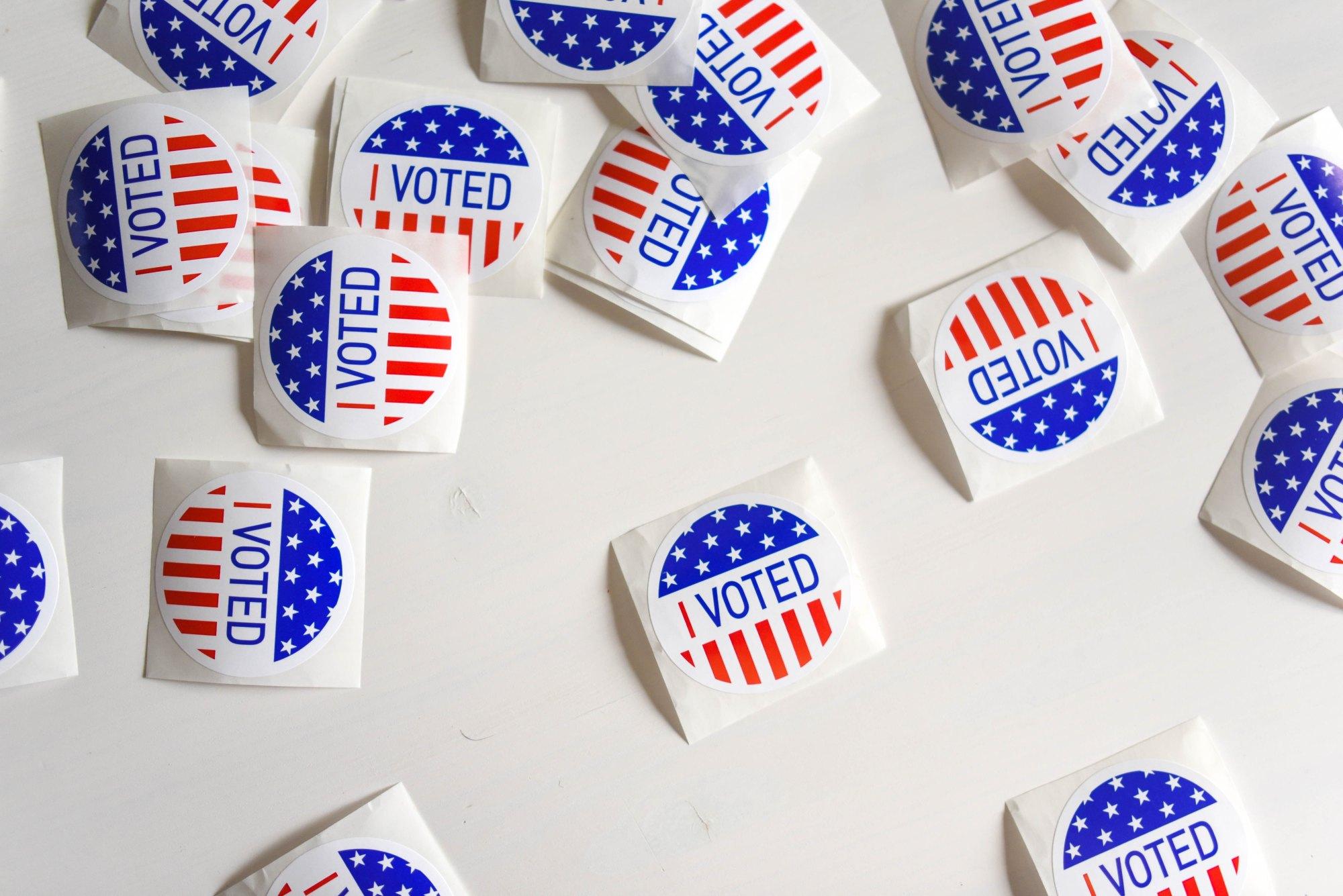 I voted Photo by Element5 Digital on Unsplash